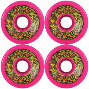 Santa Cruz Slime Balls kerék szett 66mm 78A Pink 4db