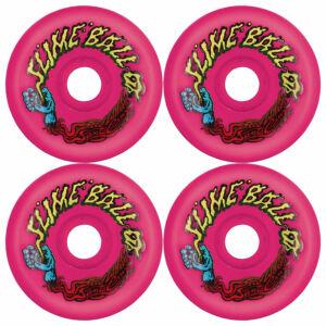 Santa Cruz Slime Balls kerék szett 60mm 97A Pink 4db