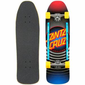 Santa Cruz Style Dot cruiser gördeszka 9.35x31.7