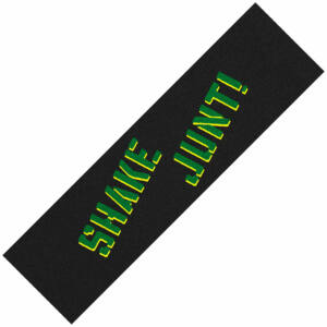Shake Junt griptape Green-Yellow