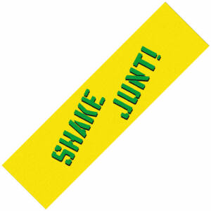 Shake Junt griptape Yellow-Green