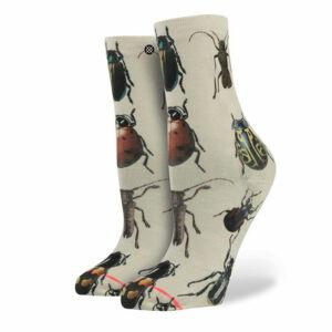 Stance Beatle Babe zokni Natural 1 pár