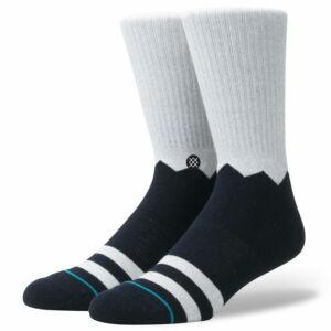 Stance Classic Crew Derbis zokni Grey 1 pár