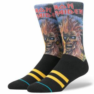 Stance Iron Maiden zokni Black 1 pár