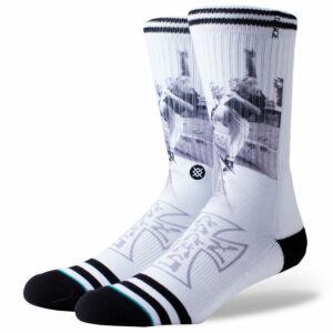 Stance Venice Skate Jay Adams zokni White 1 pár