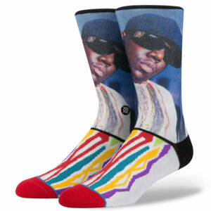 Stance Notorious BIG The Illest zokni Multi 1 pár