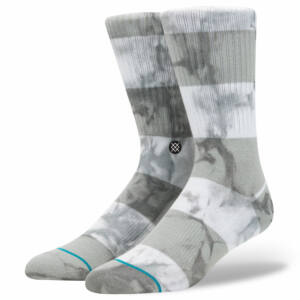 Stance Anthem Whitenoise zokni Grey 1 pár