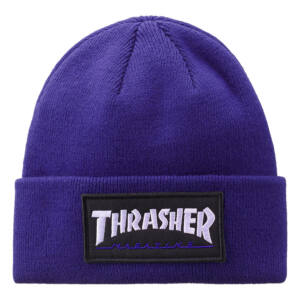 Thrasher Logo Patch sapka Navy