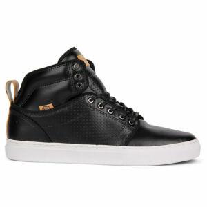 Vans Alomar (Luxe Reverse) cipő Black White d4ed8710cf