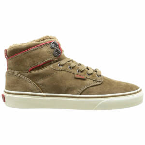 Vans Atwood Hi (MTE) cipő Tan/Red