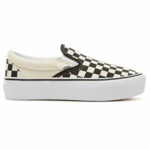 Vans Slip-On Platform cipő Black White Checkerboard dc19d99bee