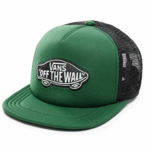 Vans Classic Patch Trucker sapka Darkest Spruce