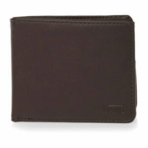 Vans Drop V pénztárca Dark Brown