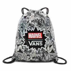 Vans Marvel Benched tornazsák Black