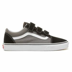 Vans Old Skool V cipő Pewter Black d23608aebc