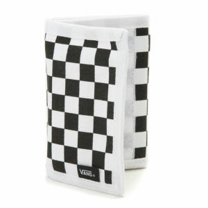 Vans Slipped pénztárca Black White Checker