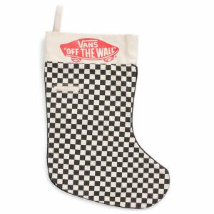 Vans karácsonyi zokni Checkered 1db