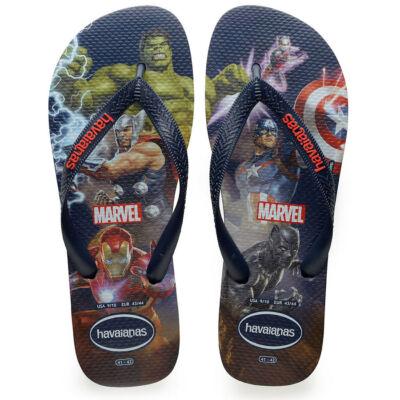 Havaianas Marvel Avengers - Bosszúállók papucs Navy Blue