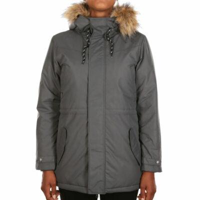 Iriedaily Jil Koerte kabát Black