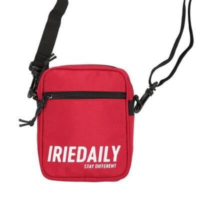 Iriedaily Team Side válltáska Red