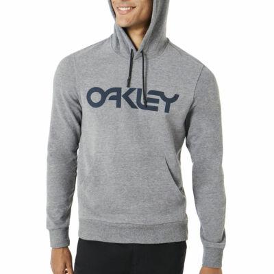 Oakley B1B kapucnis pulóver Athletic Heather Grey