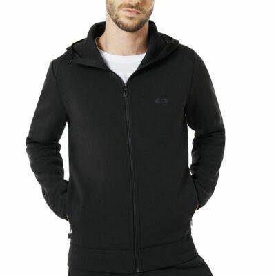 Oakley Tech Knit FZ kapucnis pulóver Blackout