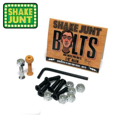 Shake Junt Jake Hayes pro imbusz csavarszett 7/8col
