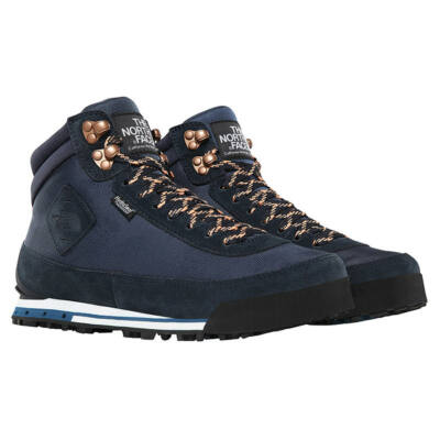The North Face Back To Berkeley II bakancs Urban Navy Moroccan Blue