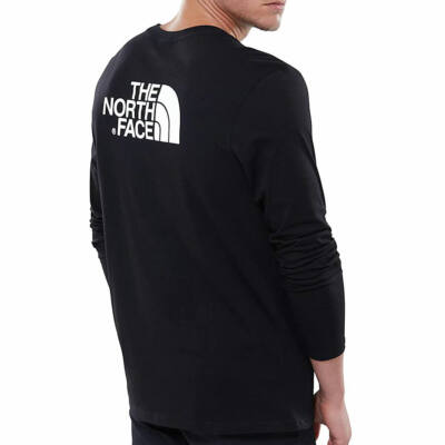 The North Face Easy Tee ls póló  TNF Black