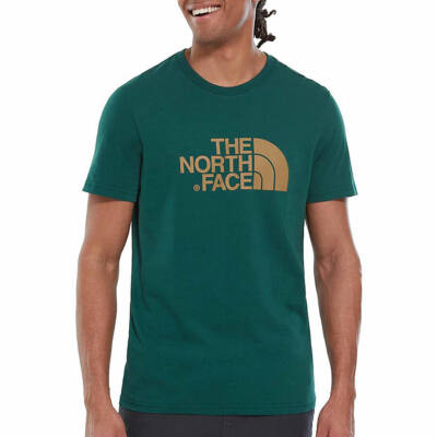 The North Face Easy Tee póló  Night Green