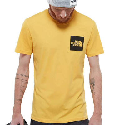 The North Face Fine póló TNF Yellow