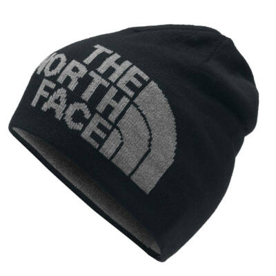 The North Face Highline Beta téli sapka TNF Black/ TNF Medium Grey