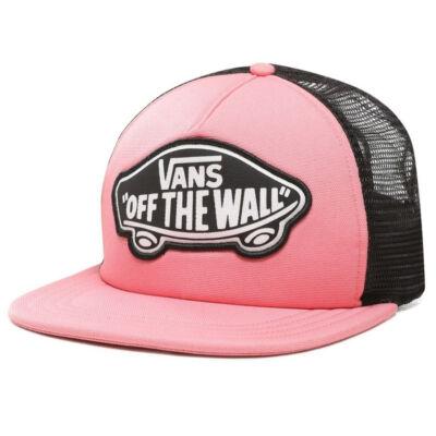 Vans Beach Girl Trucker sapka Strawberry Pink