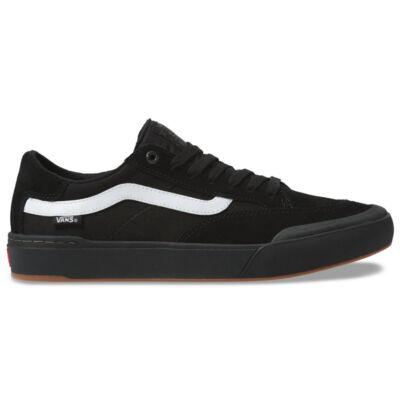 Vans Berle Pro cipő Black Black White