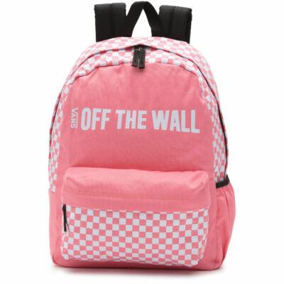 Vans Central Realm hátizsák Strawberry Pink