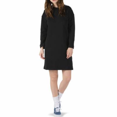 Vans Chromo Dress pulóver ruha Black