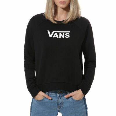 Vans Flying V Boxy Crew pulóver Black