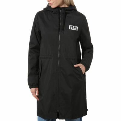 Vans Kastle Long parka kabát Black