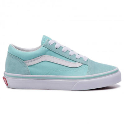 Vans Old Skool gyerek cipő Blue Tint True White
