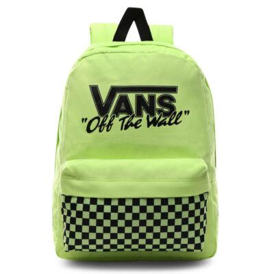 Vans Old Skool III hátizsák Sharp Green