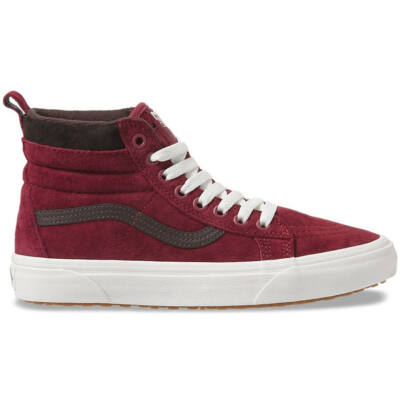 Vans Sk8-Hi MTE cipő Biking Red Chocolate Torte