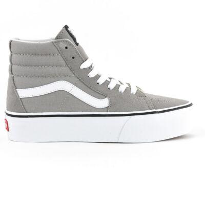 Vans Sk8-Hi Platform cipő Drizzle True White