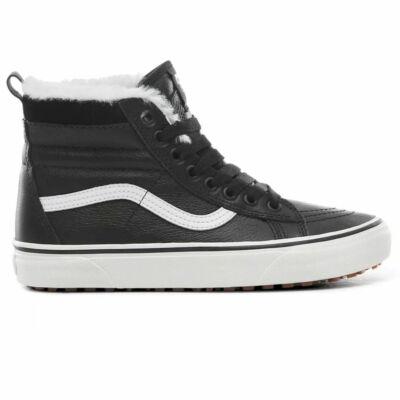 Vans Sk8-Hi MTE Leather cipő Black True White