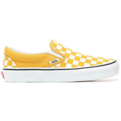 Vans Classic Slip-On cipő Checkerboard Yolk Yellow
