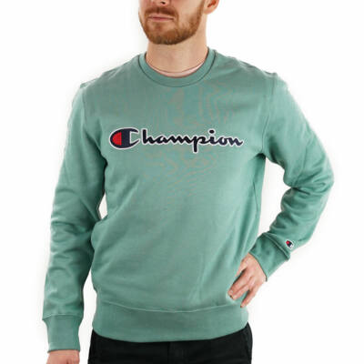 Champion Large Embroidered Logo pulóver OBE
