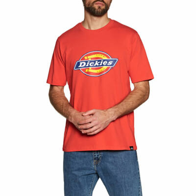 Dickies Horseshoe póló Red