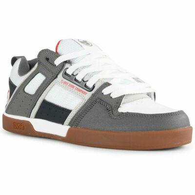 DVS Commanche 2.0 Plus cipő White Grey Navy Nubuck