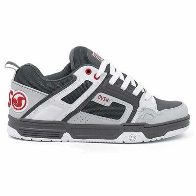 DVS Commanche cipő Charcoal White Red Nubuck