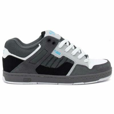 DVS Enduro 125 cipő Black Grey White Nubuck