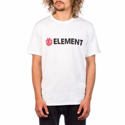 Element Blazin póló Optic White